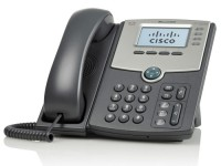 Cisco SPA514G VoIP telefoon image