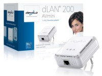 Devolo dLAN d9001 AVmini 200Mbps (Single unit) image