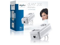 Devolo dLAN200 200Mps AVsmart+ (Single unit) image