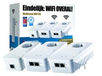 Devolo Multiroom WiFi Kit 1200+  image
