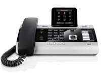 Gigaset DX800A All-in-One VoIP telefoon + analoog en ISDN