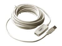 Eminent 5 meter premium boosted USB verlengkabel image
