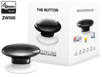 Fibaro Button Zwart image