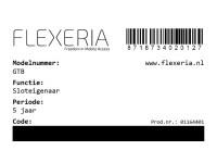 Flexeria Code Sloteigenaar image