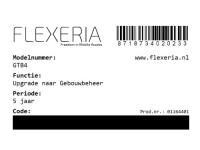 Flexeria Code Gebouwbeheer image