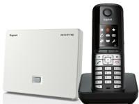 Gigaset N510 IP Pro + Gigaset S510H handset image