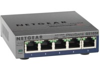 Netgear Prosafe GS105E 5-poorts Gigabit Switch image