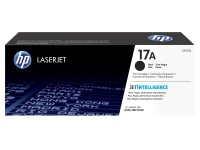 HP 17A LaserJet Toner Zwart image