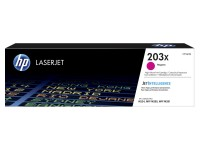 HP 203X LaserJet Toner Magenta image