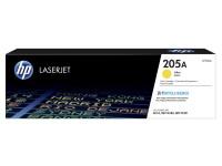 HP 205A LaserJet Toner Geel image