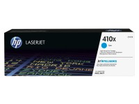 HP 410X LaserJet Toner Cyaan image