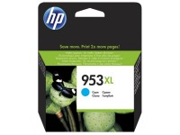 HP 953XL Inktcartridge Cyaan image