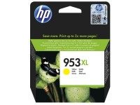 HP 953XL Inktcartridge Geel image
