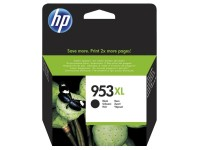 HP 953XL Inktcartridge Zwart image
