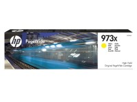 HP 973X Inktcartridge Geel image