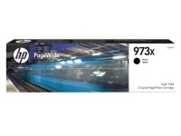HP 973X Inktcartridge Zwart image