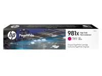 HP 981X Inktcartridge Magenta image