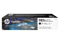 HP 981X Inktcartridge Zwart image