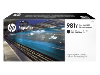 HP 981Y Inktcartridge Zwart image