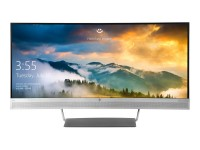 HP EliteDisplay S340c Curved Monitor image