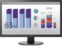 "HP V243 24"" Full-HD Monitor image"