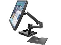 HP Hot Desk standaard zwart image