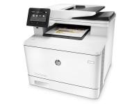 HP LaserJet Pro MFP M477fdw image