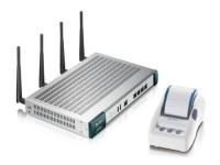 ZyXEL UAG4100 Wi-Fi Hotspot Gateway image