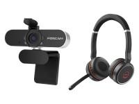 Jabra Evolve 75 MS + Foscam W21 image