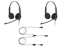 Jabra BIZ 1500 QD Duo Trainingsset