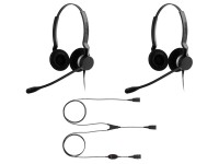 Jabra BIZ 2300 QD Duo Trainingsset
