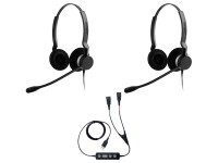 Jabra BIZ 2300 duo Trainingsset