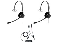 Jabra BIZ 2300 mono Trainingsset