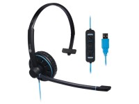 JPL Blue Commander 1 USB Mono Headset image