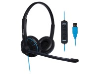 JPL Blue Commander 2 USB Duo Headset