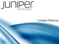 Juniper Content Filtering image