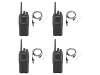 Kenwood TK-3701D 4-pack