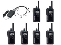Kenwood TK-3601D 6-pack