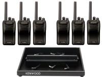 Kenwood TK-3501 combiset met groepslader image