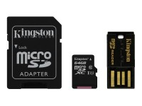Kingston MicroSDXC 64 GB image