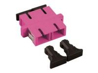 OEM Fiber optic SC duplex adapter image