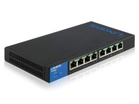 Linksys LGS308MP 8-poorts image