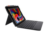 Logitech Slim Combo iPad Case image