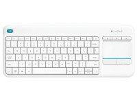 Logitech Wireless Touch Keyboard K400 Plus image