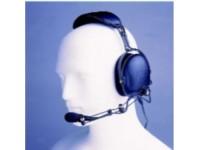 Motorola MDRMN4019 robuuste hoofdband headset met microfoonarm en PTT image