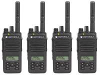 Motorola DP2600 UHF 4-pack image