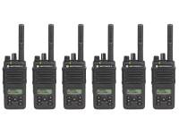 Motorola DP2600 UHF 6-pack image