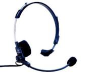 Hoofdband headset