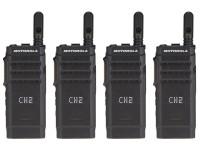 Motorola SL1600 UHF 4-pack