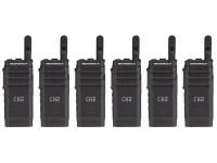 Motorola SL1600 UHF 6-pack image